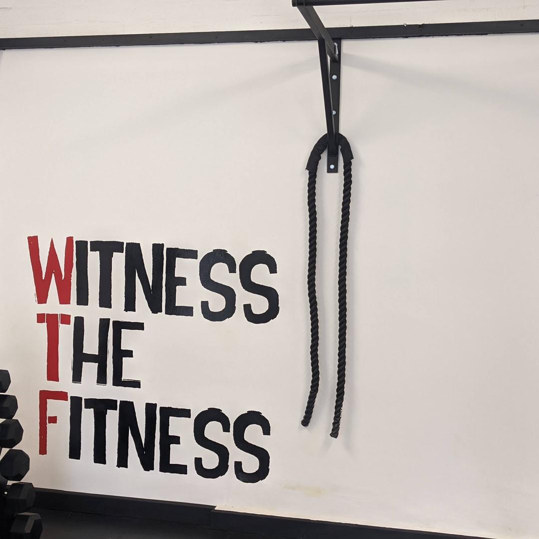 WTF Gym Walls