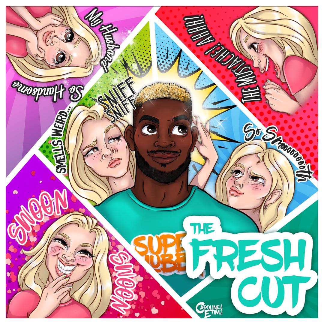 The_Fresh_Cut Comic