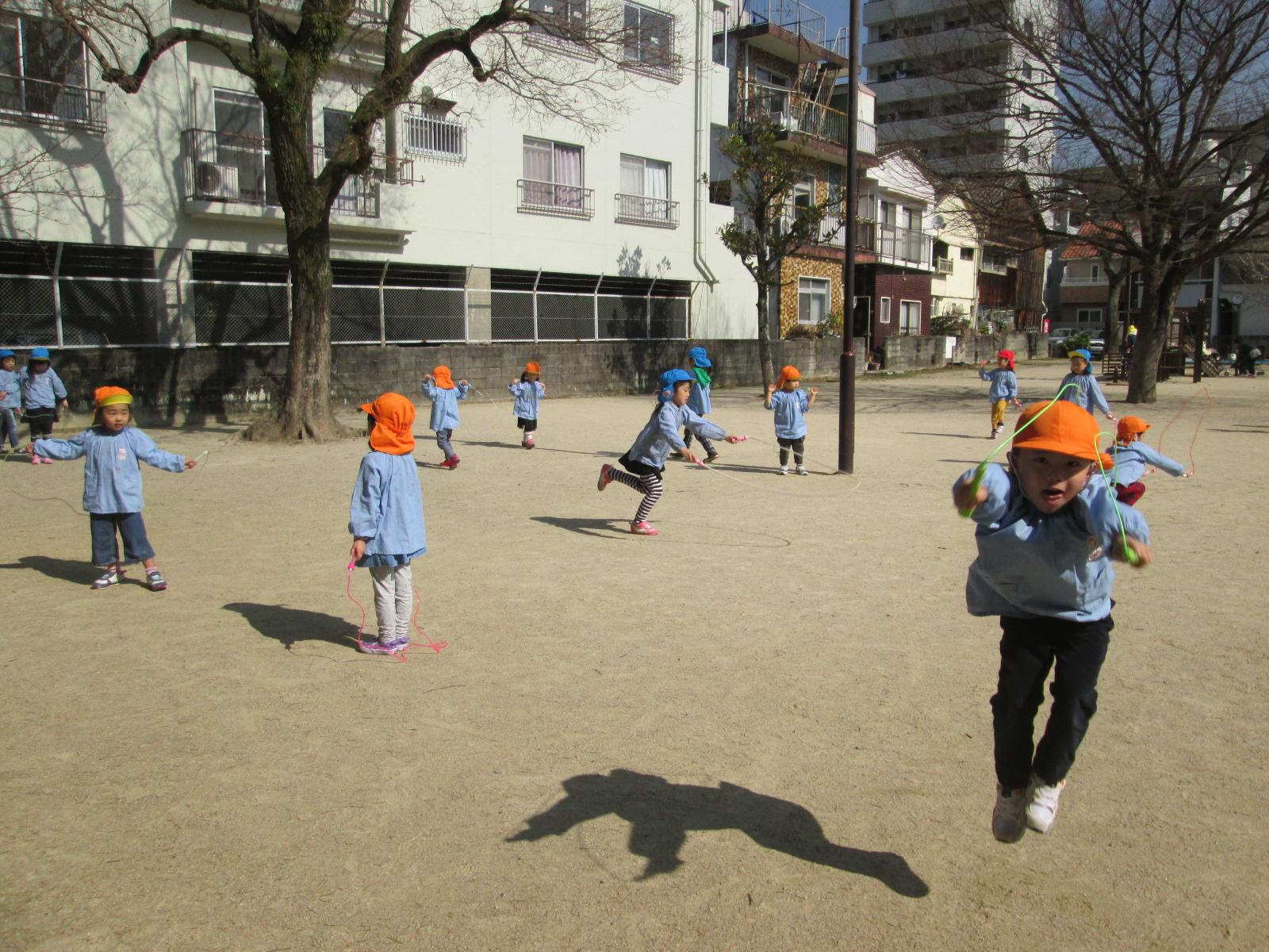長崎市 保育園 ほほえみ保育園
