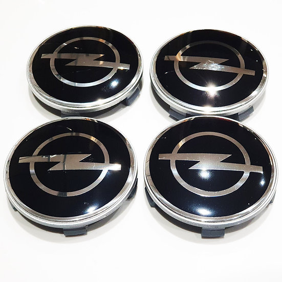 Vauxhall Opel Vivaro Centre Caps to fit BMW Alloy Wheels 65mm to 68mm