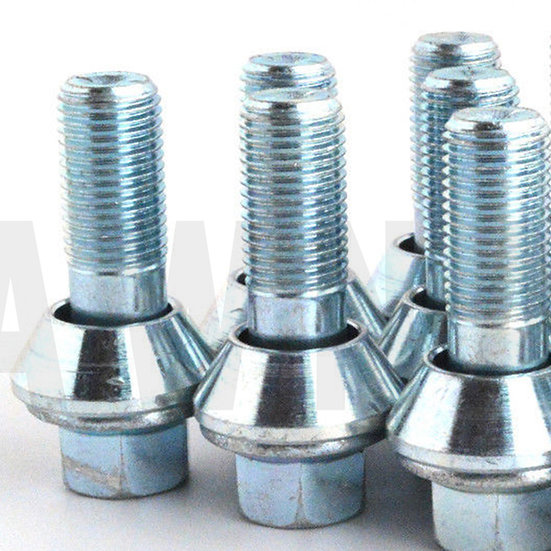 Set of M12 x 1.25 Variation Wobbly Bolts Pack of 10