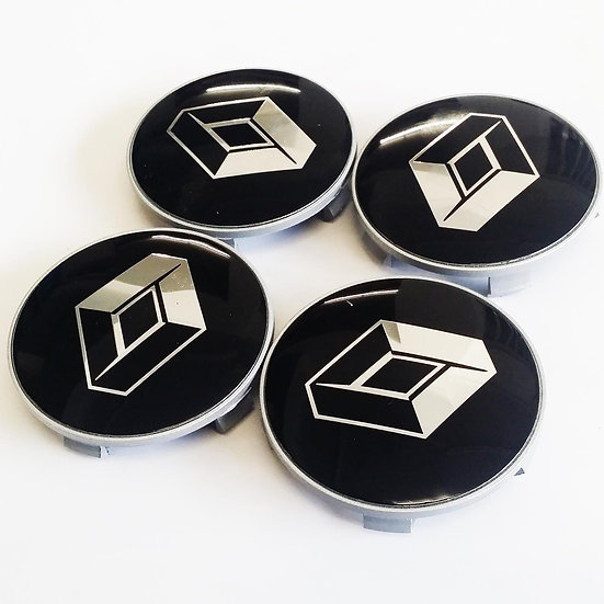 Renault Trafic Centre Caps to fit BMW Alloy Wheels X3 X5 1 2 3 4 5 6 7 Series