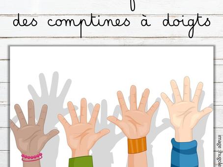 Les bienfaits des comptines à doigts