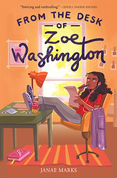 From the Desk of Zoe Washington_front co