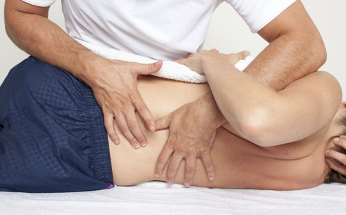 Manual Osteopathic treatment