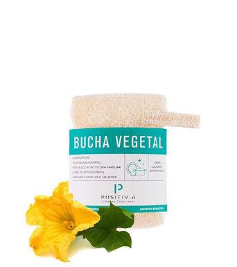 Bucha Vegetal POSITIVA
