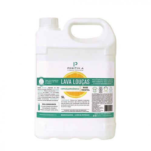 Lava Louças Positiva 5L
