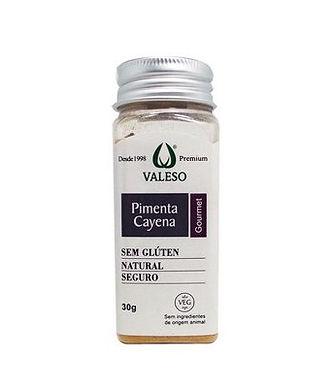 Pimenta Cayena Valeso 30g