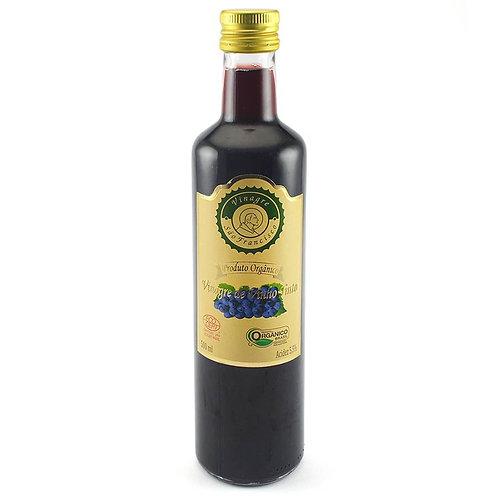 Vinagre De Vinho Tinto 4% de Acidez 500 ml