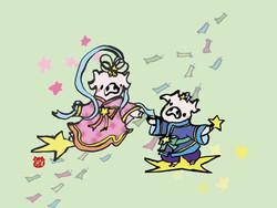 織姫彦星☆