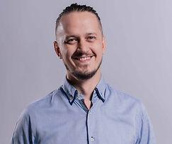 Dawid Bałutowski trener Fundacji Pomoc A