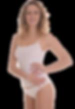 Linea classica e sempice, tessuto piacevole e morbido al tatto. Aderente come una seconda pelle, grande elasticità, si adatta al corpo senza stringere.