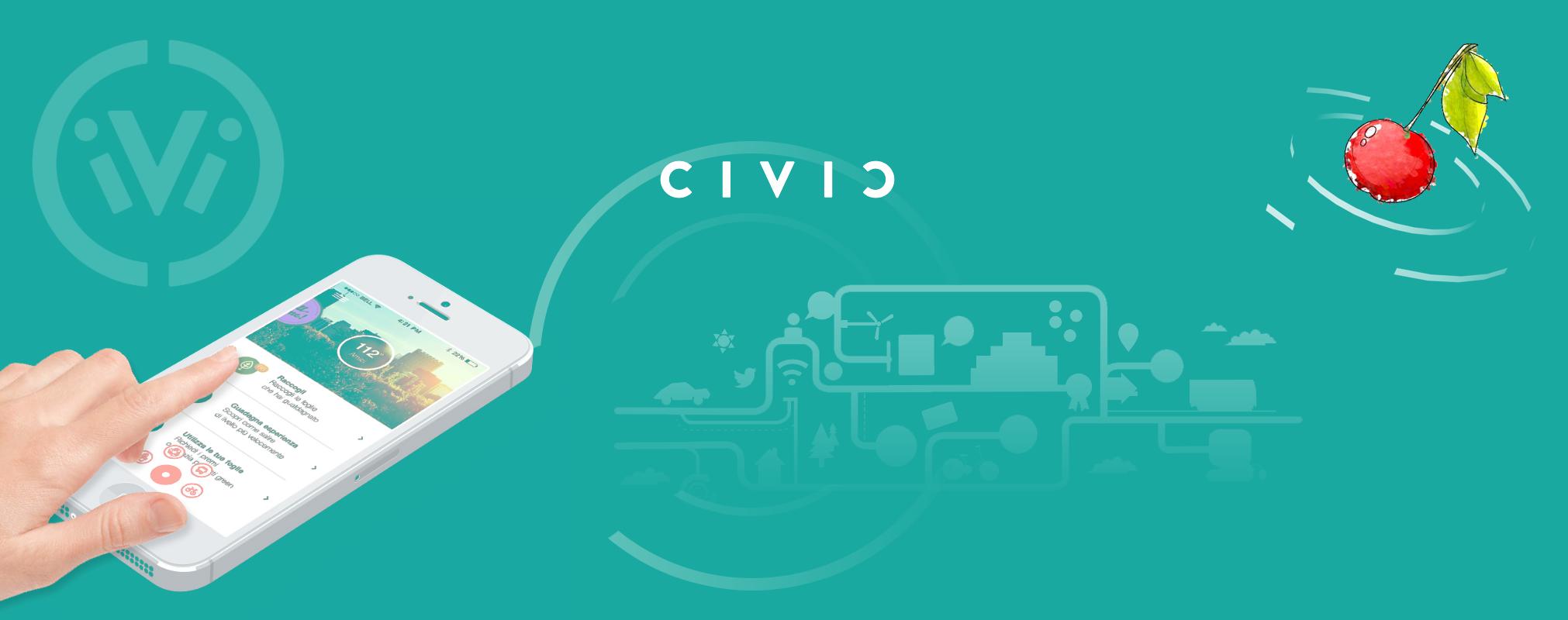 Civic: la app che ti premia