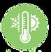 Calze termoregolatrici
