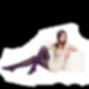 L'alternativa ecologica ai classici collant di nylon: in seta vegetale da cellulosa rigenerata, setose e morbidissime al tatto, colori alla moda e brillanti; non provoca prurito come i tipici capi sintetici.