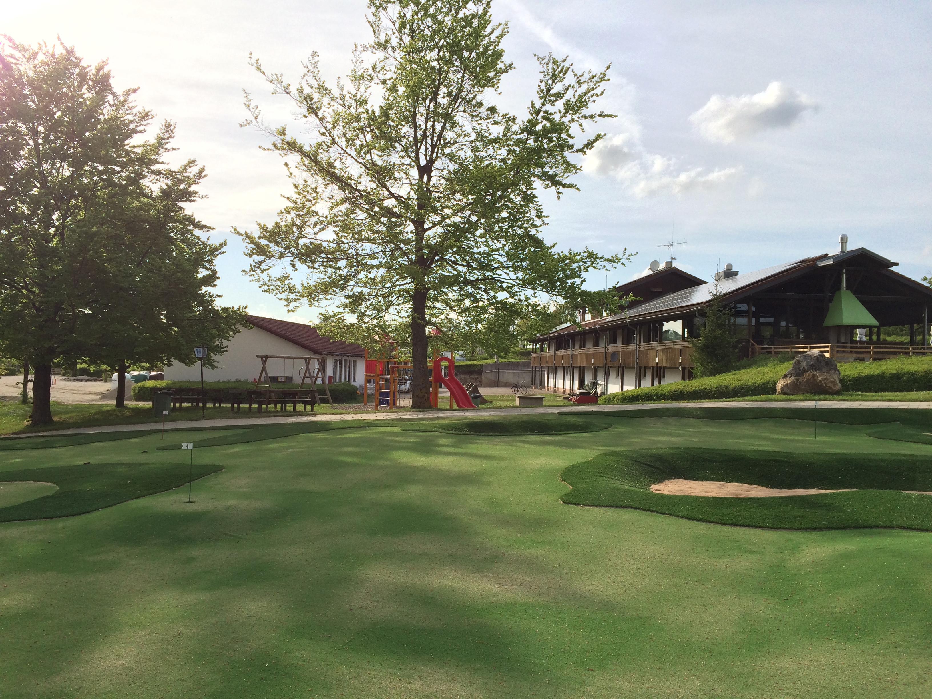 Spiel Golf 1 - 18 Loch