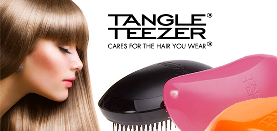 Tangle Teezer or Wet Brush is perfect for your Hair Extensions