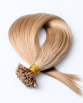 u tip keratin wax hair extensions brisba