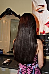Tape Hair Extensions Brisbane