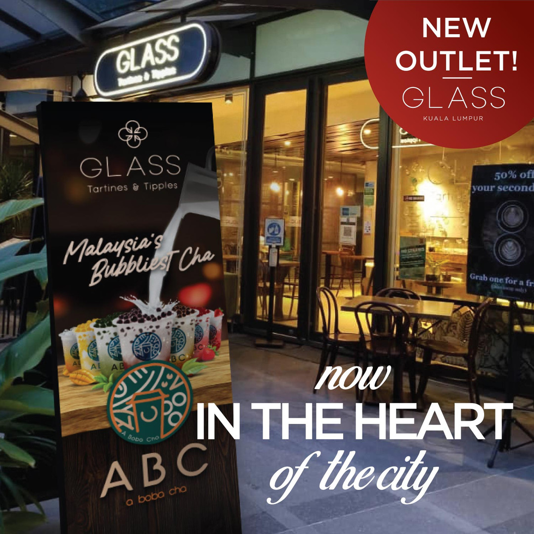 Glass x ABC Boba