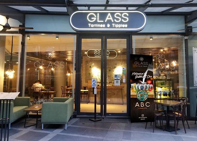 ABC x Glass Tartines & Tipples