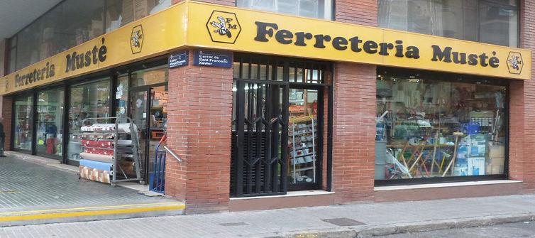Ferreterias en Esplugues de Llobregat