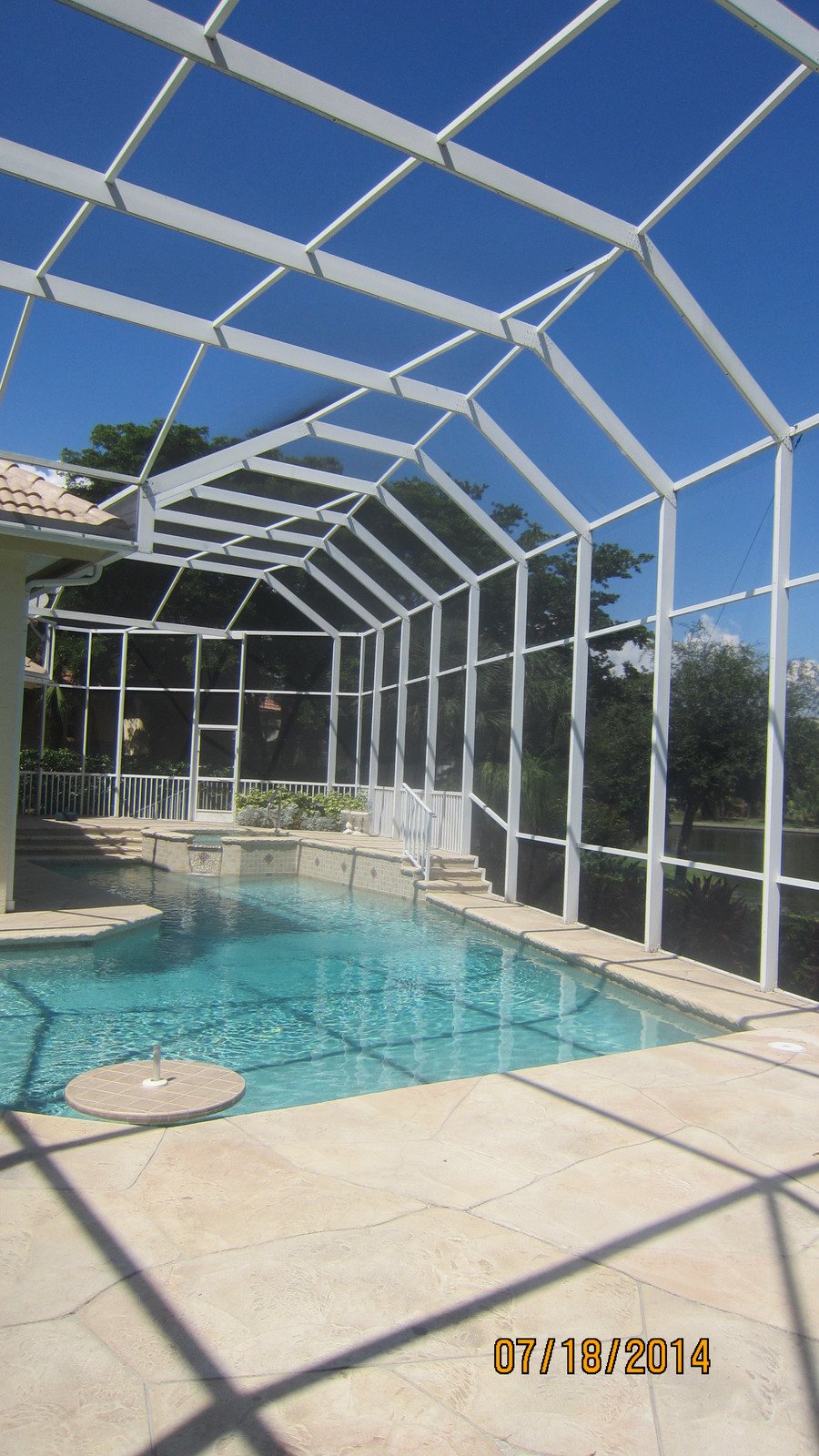 Pool Cage Patio Screens Screw Replacement