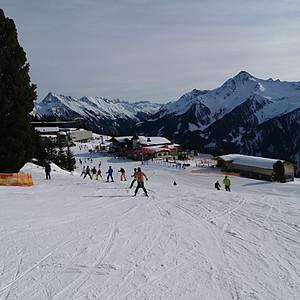 Mayrhofen Eröffnungsfahrt