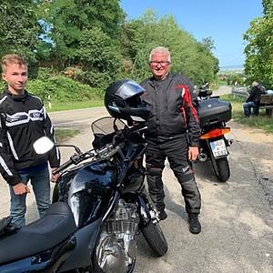 Motorradtour 2019