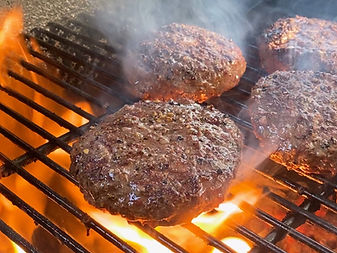 Grilling Ground Chuck!