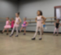 kids ballet in Gilbert