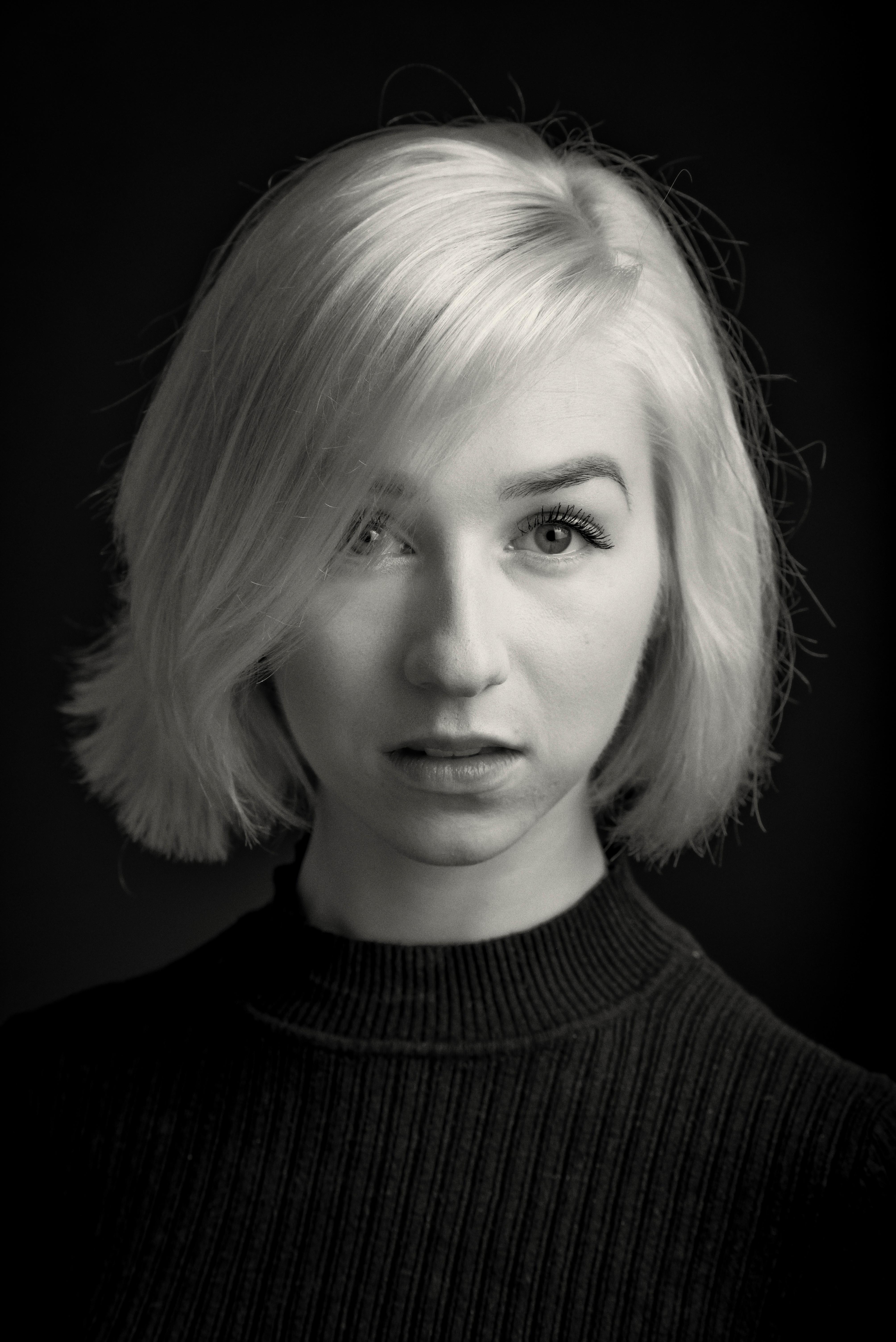 Headshots & Portraits (Studio)