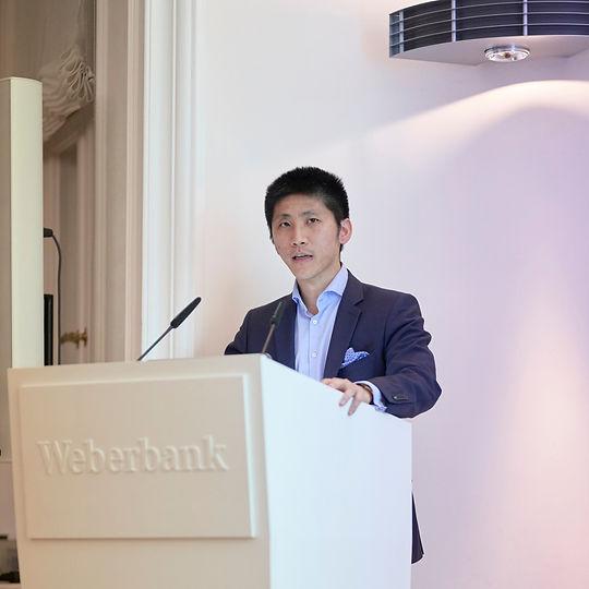 Keynote Speaker für Gesundheitswesen und China