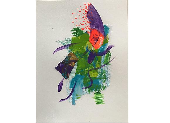 "Série ""Written in Colors"", Isabel Nunes"