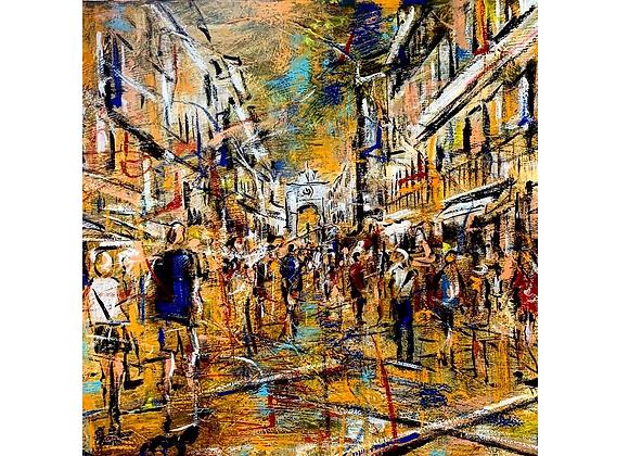 Ruas de Lisboa, Xicofran