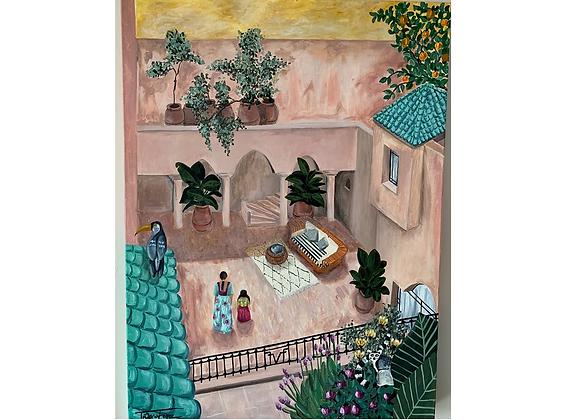 Rose Riad, Tatiana Ferraz