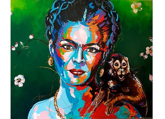 Frida-Chimp, David Reis Pinto