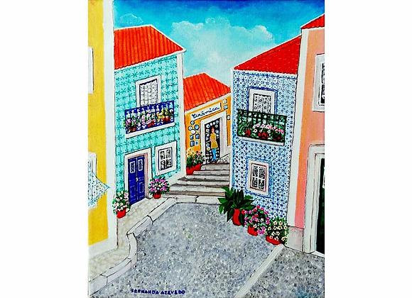 Rua de Alfama, Fernanda Azevedo