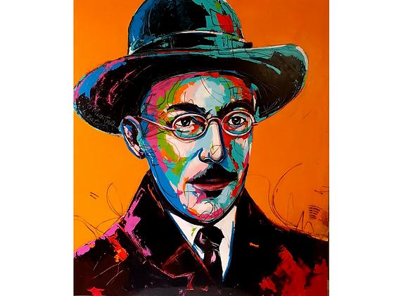 Fernando Pessoa, David Reis Pinto