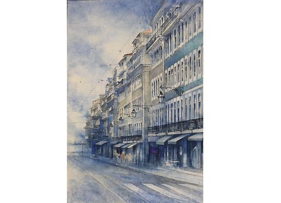 Rua da Prata, Paulo Ossião