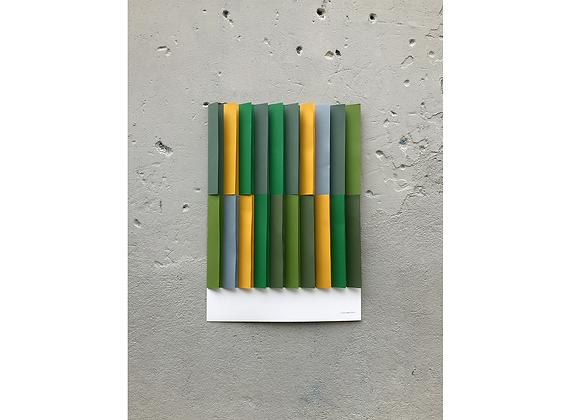 Vertical Blades # 15, Pedro Yildiz Morgado