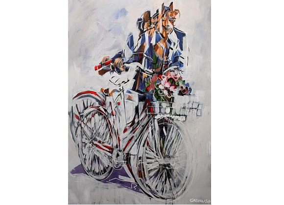 Bicicleta do amor, Rui Carruço