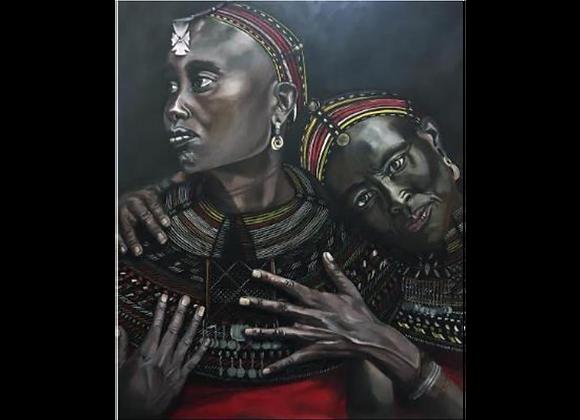 Mulher Samburu, Shanna Soares