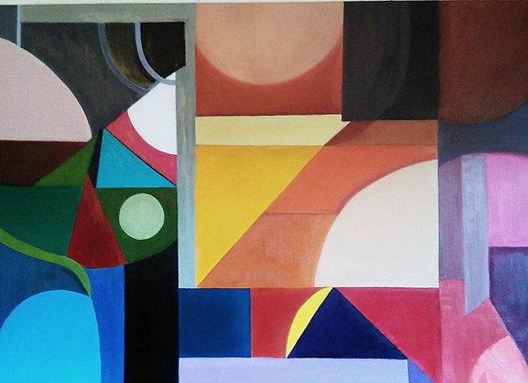 Geometria Desafinada, Cristina Magalhães