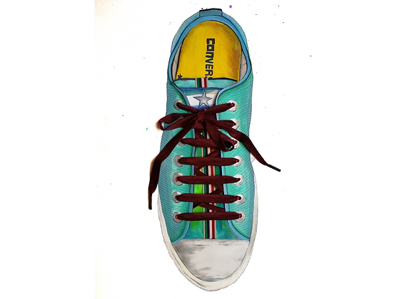 #12 shoe, Beatriz Uva
