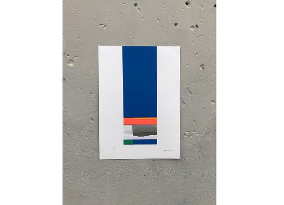Paper Landscape #22, Pedro Yildiz Morgado