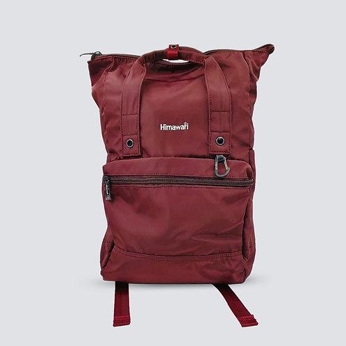 Himawari Juniper Backpack Red