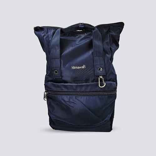 Himawari Juniper Backpack Navy Blue