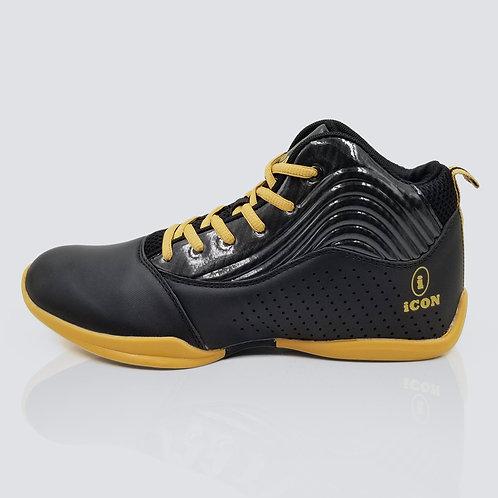 Icon TBJ-55 Black Men's Basketball Shoes