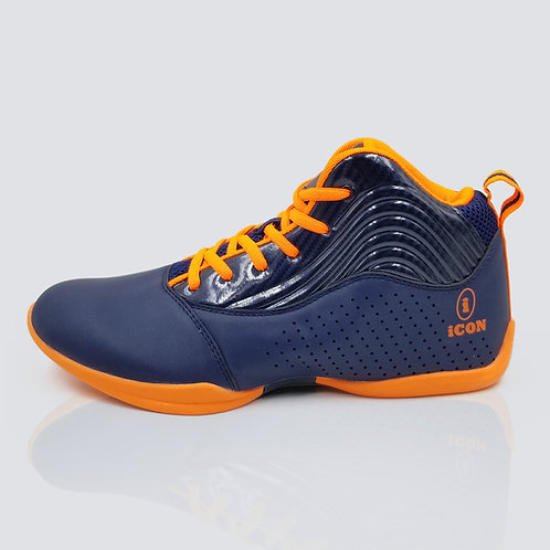 Icon TBJ-55 Navy Blue Men's Basketball Shoes